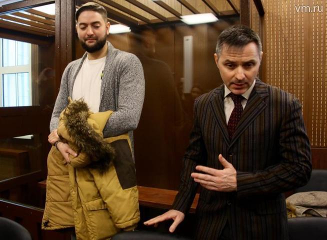 """Адвокат Малекова заявил, что они будутдобиваться отмены приговора / Cергей Шахиджанян, """"Вечерняя Москва"""""""