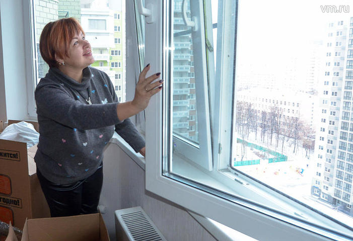 Несколько тысяч москвичей переехали в новое жилье по программе реновации
