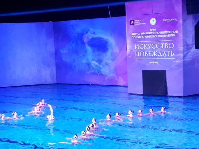 Впервые Шоу Олимпийских чемпионов прошло в Москве в 2004 году / Александр Шапиро