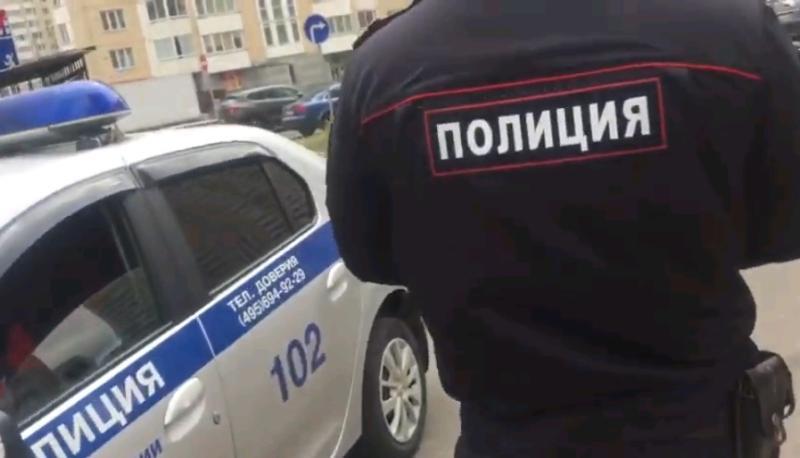 Водитель иномарки сбил женщину на юго-востоке Москвы
