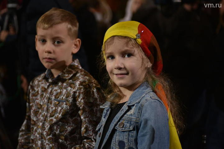 """Среди пришедших в храм было много детей / Пелагия Замятина, """"Вечерняя Москва"""""""