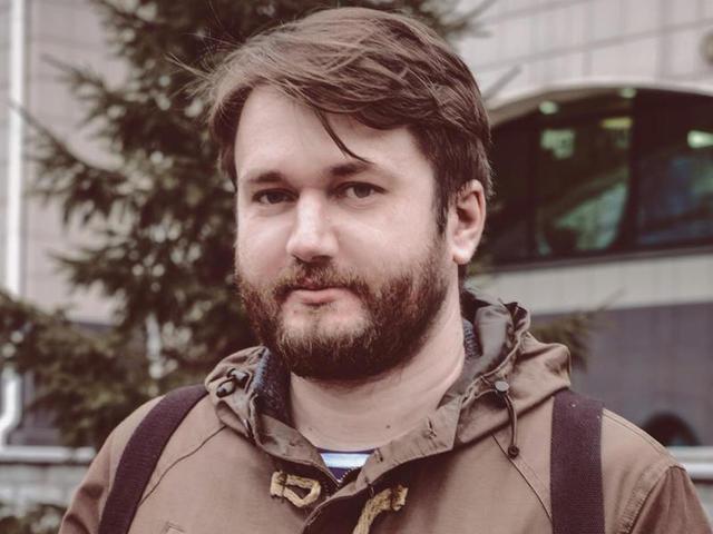 Дизайнер Илья Старков / Личная страница Ильи Старкова в Facebook