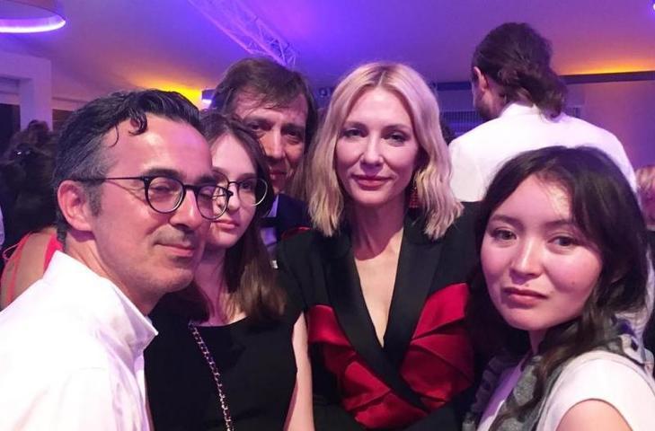 Игра Самал Еслямовой так потрясла председателя жюри Кейт Бланшетт, что после показа она подошла и обняла актрису / https://www.instagram.com/samal_yeslyamova/?hl=ru/Официальный Инстаграм Самал Еслямовой