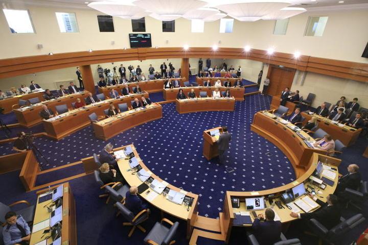 Мосгордума приняла закон об увеличении доходов и расходов бюджета в 2019 году