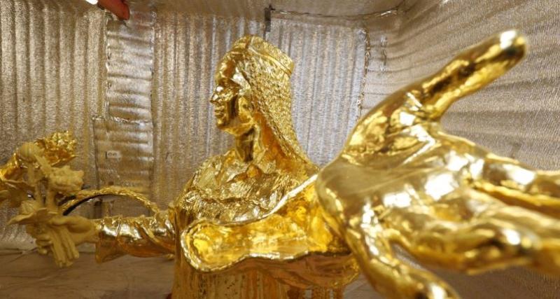 Фонтаны заработали в 1954 году / официальный портал мэра Москвы