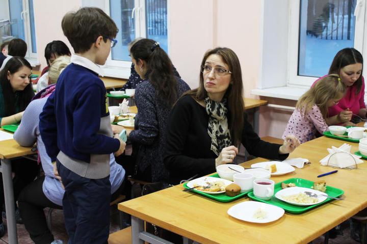 Дегустации стали обычной практикой в Северо-Восточном административном округе Москвы / Предоставлено пресс-службой школы