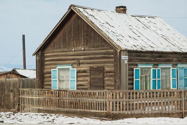 Строительство собственного деревянного дома москвичей не особо интересует / https://pixabay.com