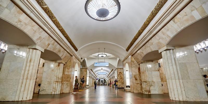 Станция«Курская» / официальный сайт мэра Москвы