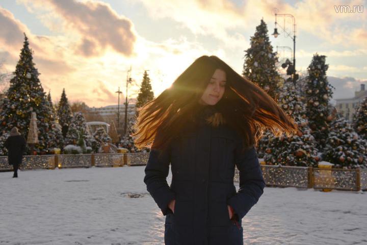 """Во многом заслуга потепления объясняется пришествием теплых ветров с юго-запада / Пелагия Замятина, """"Вечерняя Москва"""""""