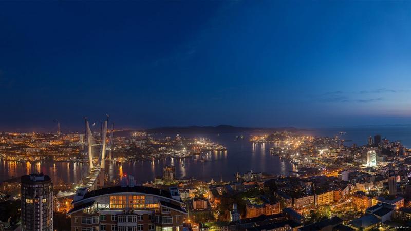 Во Владивостоке парам обязательно стоит насладиться прогулками по многочисленным мостам города / https://pixabay.com