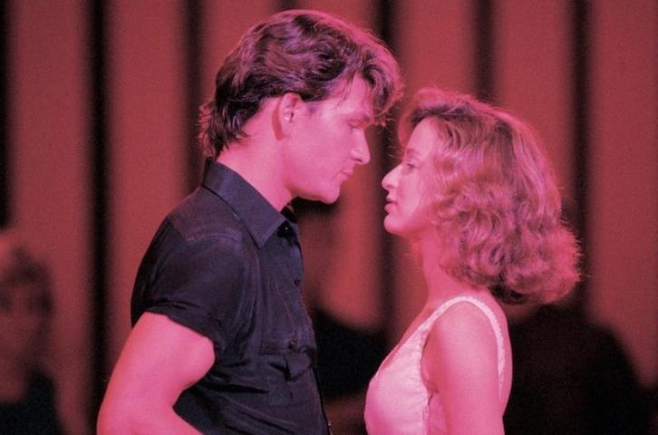 """События фильма """"Грязные танцы"""" переносят зрителя в 1963 год / кадр из фильма """"Грязные танцы"""""""