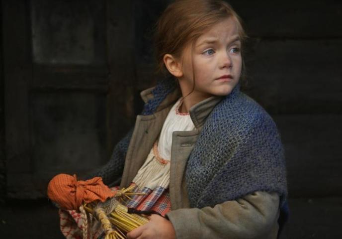 Мир творчества перестроил детскую жизнь до неузнаваемости / Кадр из фильма «Гоголь. Вий»