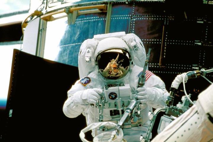 Астронавты проведут в открытом космосе 203 дня / https://pixabay.com/