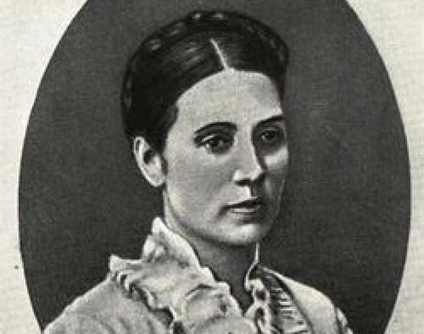 Апполинария Суслова, 1870-е годы / Апполинария Суслова, 1870-е годы