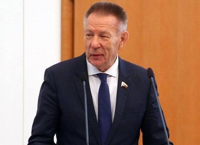 Политик Николай Герасименко / официальная страница Николая Герасименко в Facebook