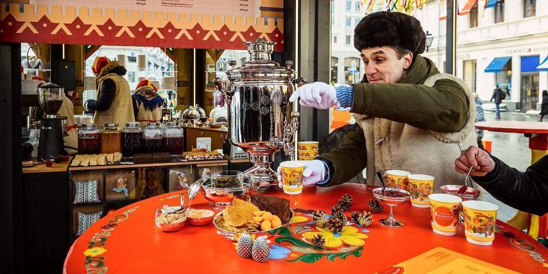 В каждый из дней праздника можно будет попробовать множество оригинальных и ярких угощений / официальный сайт мэра Москвы