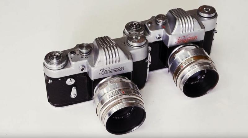 Молодежь все чаще просит дать старый фотоаппарат / скриншот видео на Youtube-канале «Виртуальный музей»