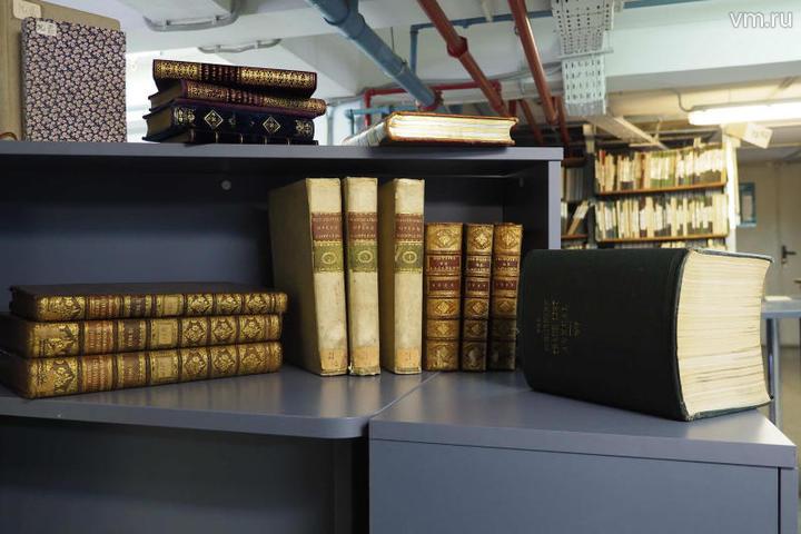 Книги покупают чаще, чем читают / Антон Гердо, «Вечерняя Москва»
