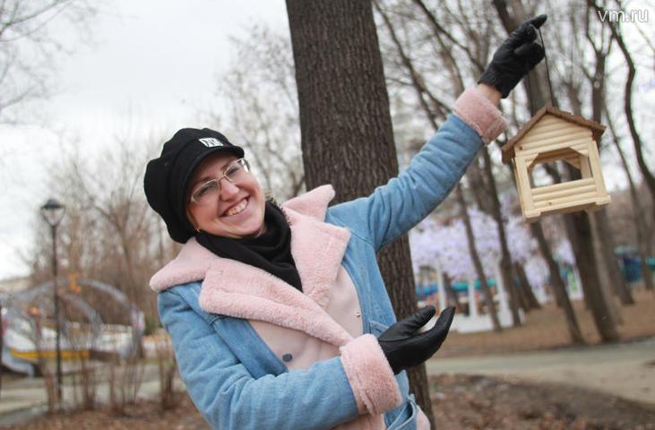 Днем во вторник потеплеет до +12 и даже до +14 градусов / Наталия Нечаева, «Вечерняя Москва»