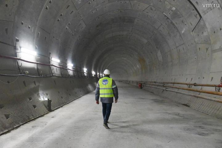 Участок Коммунарской линии построят к 2023 году