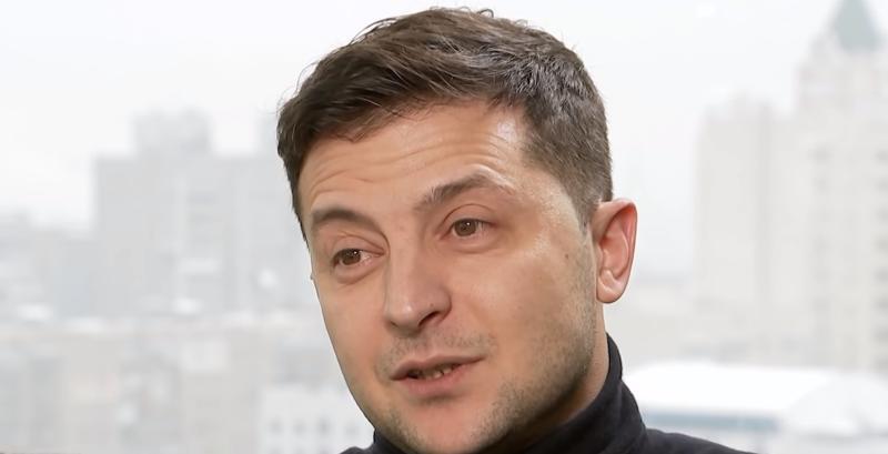 Владимир Зеленский одержал победу во втором туре президентских выборов на Украине / Cкриншот с видео YouTube (https://www.youtube.com/watch?v=P8OBR9yjgFA)