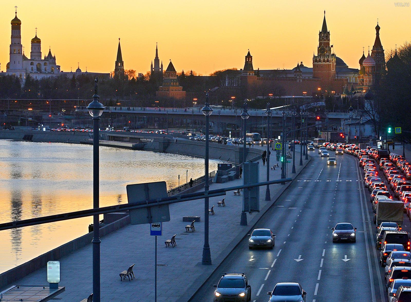 Обращение к водителям появилось в пятницу / Александр Кожохин, «Вечерняя Москва»