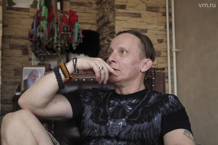 Иван Охлобыстин рассказал, что является ипрагматиком, и глубоко верующим человеком одновременно / Антон Гердо, «Вечерняя Москва»