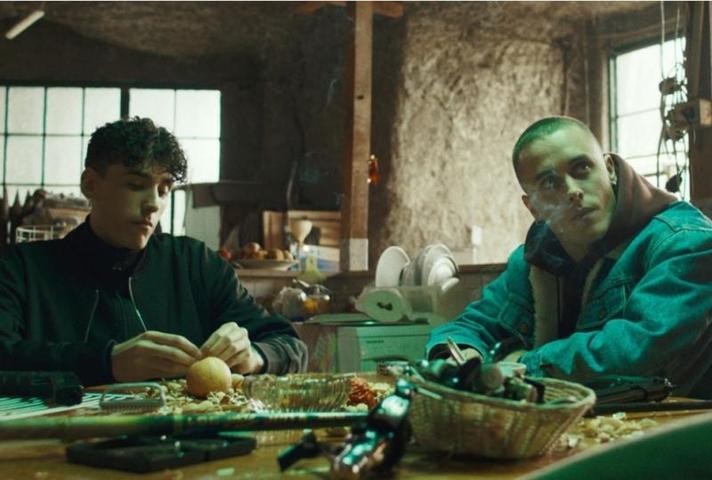 Картину «Один шанс на всю жизнь» сняли братья-близнецы Дамиано и Фабио Д`Инноченцо / Кадр из фильма «Один шанс на всю жизнь»