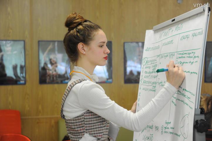 В этом году особое внимание уделено трендам в студенческих СМИ, особенностям форматов подачи материалов, поддержке молодежных медиапроектов / Светлана Колоскова, «Вечерняя Москва»