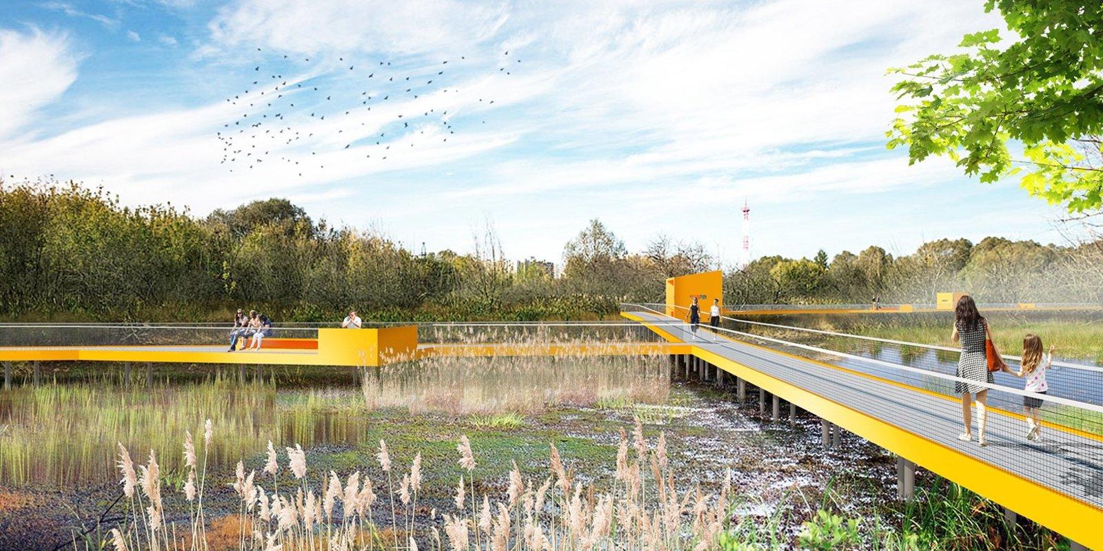 Сложившаяся структура ландшафтного заказника «Берег реки Москвы в Капотне» будет сохранена / официальный сайт мэра Москвы