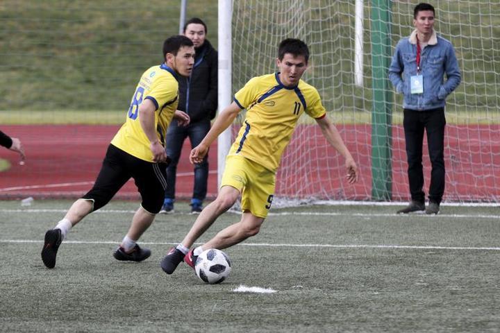 Чемпионом прошлого турнира стала киргизская команда «KG-Лига» / MFS-Moscow.ru