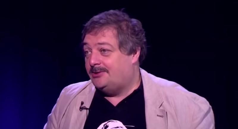 Мероприятия с участием Дмитрия Быкова отменили / YouTube — RTVI