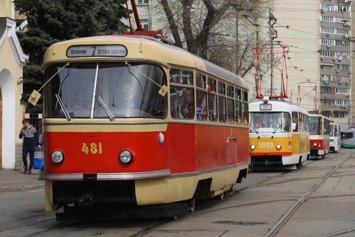 В мероприятии приняли участие 19 вагонов / Владимир Новиков, «Вечерняя Москва»
