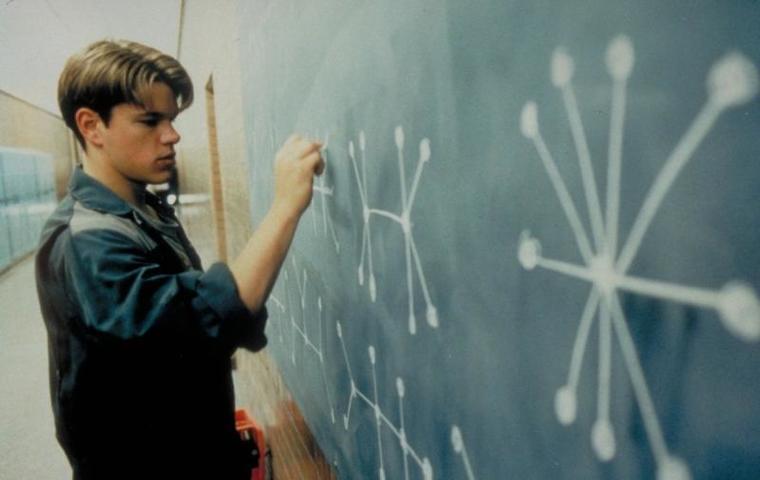 """Любопытство создает тягу, заставляющую людей познавать окружающий мир и получать новые знания в самых разных областях / Кадр из фильма """"Умница Уилл Хантинг"""""""