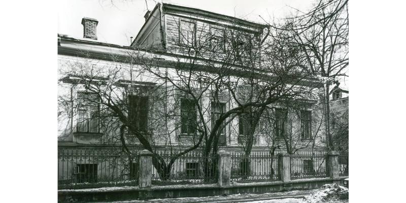 Одноэтажный дом в стиле ампир был возведен в 1821 году для Софьи Волконской / официальный сайт мэра Москвы