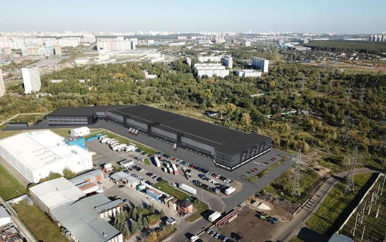 Общая площадь комплекса будет достигать около 38 тысяч квадратных метров / пресс-служба Москомархитектуры