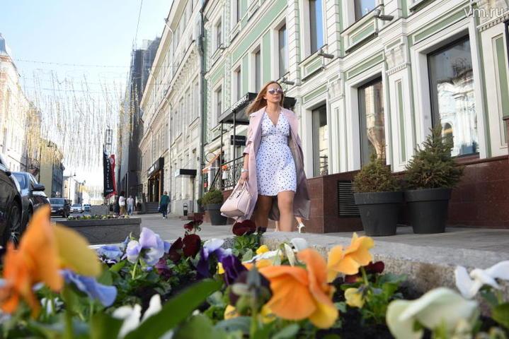 Теплая сухая суббота ждет москвичей 18 мая