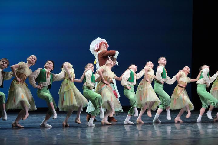 Формат приза «Душа танца» складывался постепенно, отвечая на пожелания ведущих деятелей различных направлений танцевального искусства / Игорь Захаркин