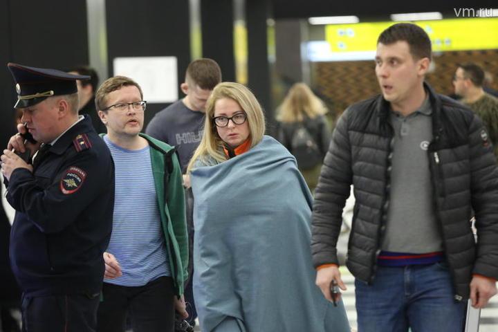 Трагедия на борту самолета Sukhoi Superjet 100 случилась вечером 5 мая / Алексей Орлов, «Вечерняя Москва»