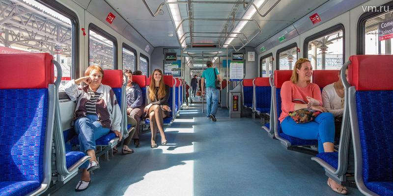 Если учесть, что станций МЦД многие десятки и большинство из них как раз на окраинах, то у окраин хорошие перспективы благоустройства / официальный сайт мэра Москвы