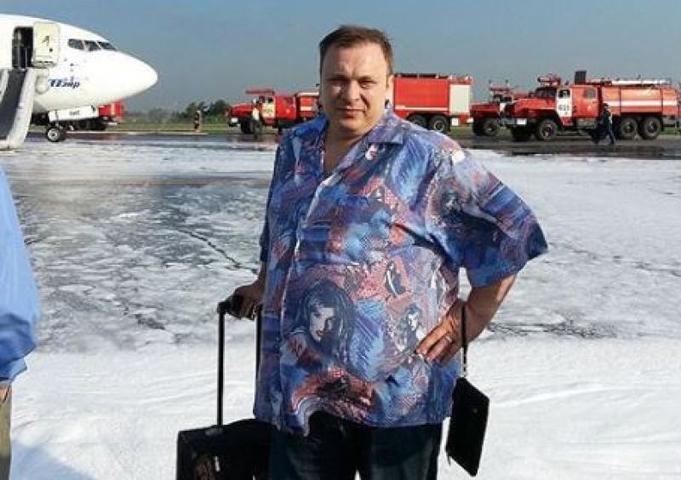 Андрей Разин считает, что Первый канал не мог упоминать его имя