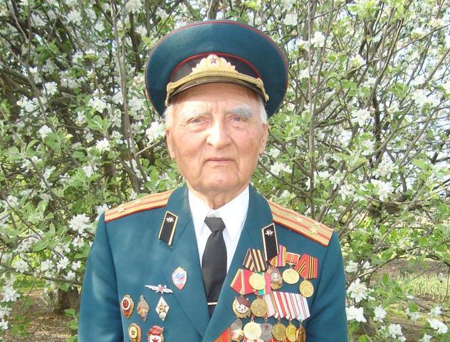 Ветеран Великой Отечественной войны Николай Ярко / Личный архив