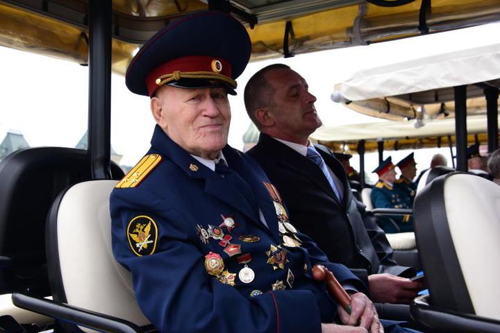 Мы способны отразить любую атаку противника, уверены герои войны / Пелагия Замятина, «Вечерняя Москва»