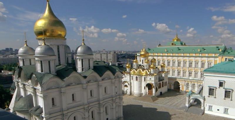 О будущей выставке в Москве сообщили во вторник / Музеи Московского Кремля  — YouTube