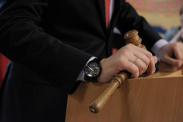 Суд принял такое решение накануне, оно не разглашалось / Максим Аносов, «Вечерняя Москва»