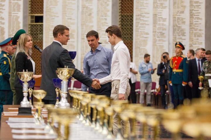 Финальные соревнования проходили 10 и 11 мая / предоставлено пресс-службой Музея Победы