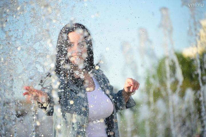 """Климат - это усредненные погоды за последние 30 лет. На фото Майя Михина / Пелагия Замятина, """"Вечерняя Москва"""""""
