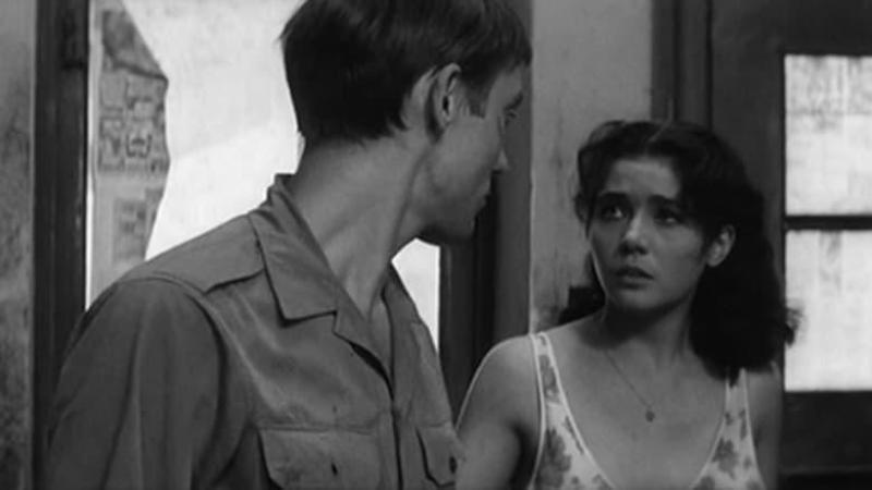 Программу откроет фильм Маноса Захариаса «Каратель», снятый в 1969 году / Кадр из фильма «Каратель»