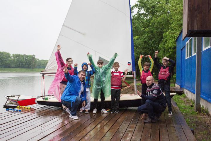 Яхт клуб для детей в москве бильярдный клуб легенда в москве