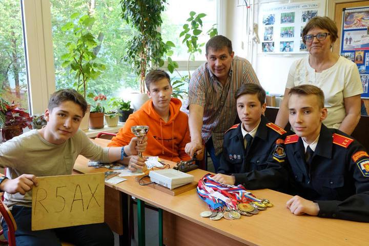 Лучшие ученики умеют во время сеанса передавать и принимать более 100 знаков в минуту / Ольга Губарева, специально для «Вечерней Москвы»